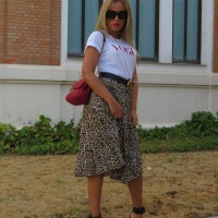 ANIMAL PRINT IN VOGUE